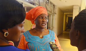 Mbale MP Connie Nakayenze says her life is in danger
