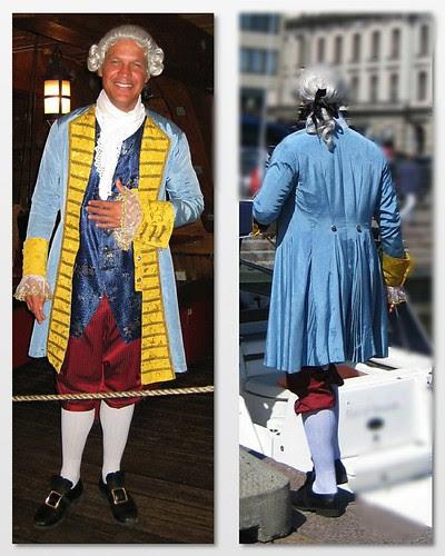 1700-luvun mies