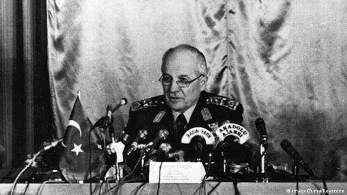 Kenan Evren Türkei General Archiv 1960