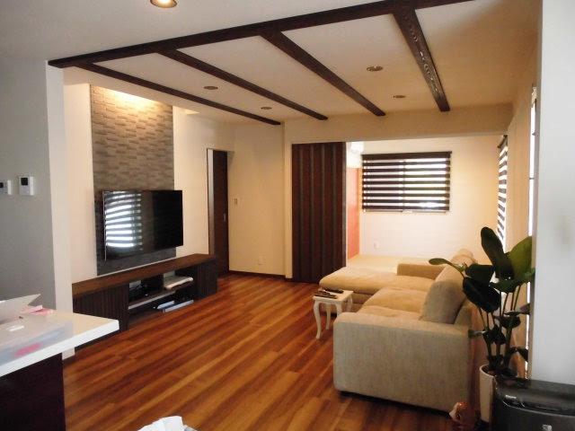 広ーいLDKと小屋裏3階建てのお家|鈴清建築