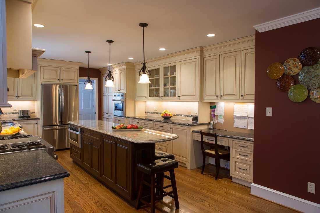 Plain & Fancy Cabinetry | White Cabinets | Giorgi Kitchens