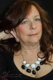 Headshot for author  Teresa Keefer.