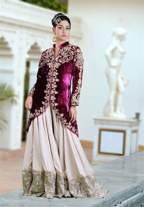Fancy Indian Long Frocks   Long Frock Designs Collection