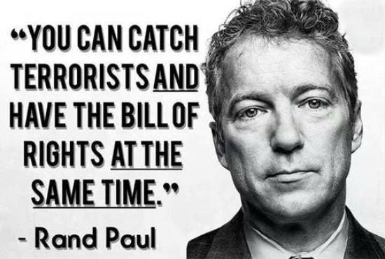 You Can Catch Terrorists And Have The Bill Of Rights At The Same