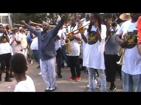 Goodfellas 2016 Second Line feat Hot 8 Brass Band: The The