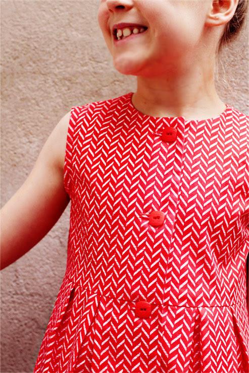 Ruffle Dress #3
