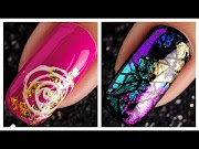 New Nail Art Design 2019 ❤️💅 Compilation | Ten Simple Nails Art Ideas Compilation For Beginners