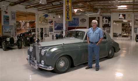 sleeper  rolls royce silver cloud stops  lenos garage