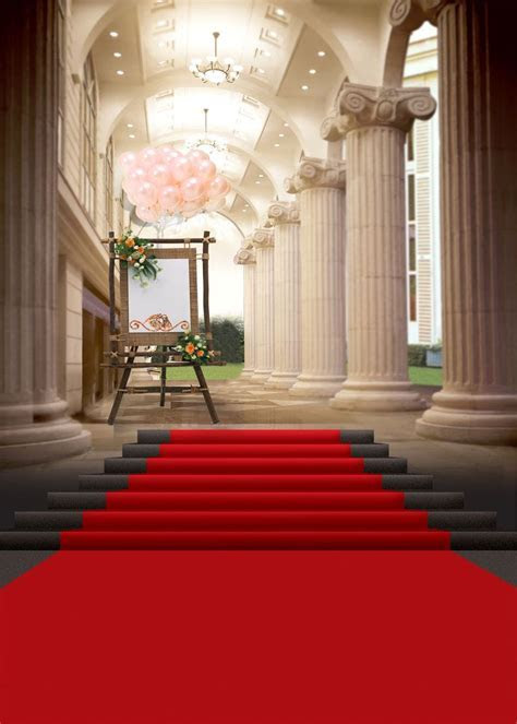 House Interior Background For Wedding Image Editing