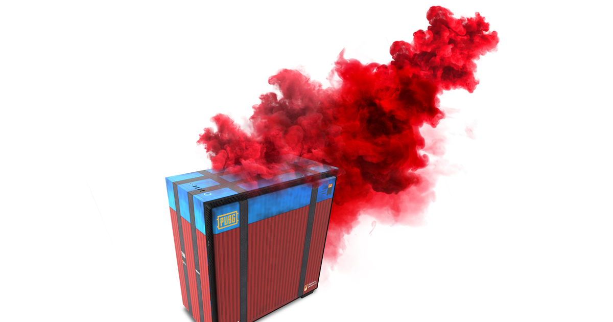 Pubg Airdrop Red Smoke Png | Pubg Double Bp