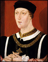 Portrait of Henry VI, c1540. NPG.