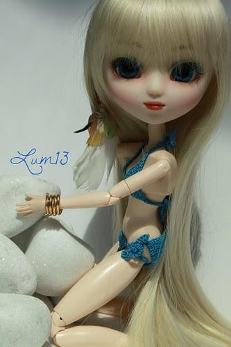 128/365 ☆ Agua de coco