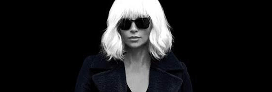 ATOMIC BLONDE Strikes A Deadly Pose In The First Poster