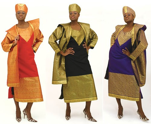 Different Types Of Sewing: African Traditional Sewing