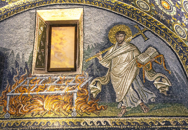 St Lawrence in Ravenna