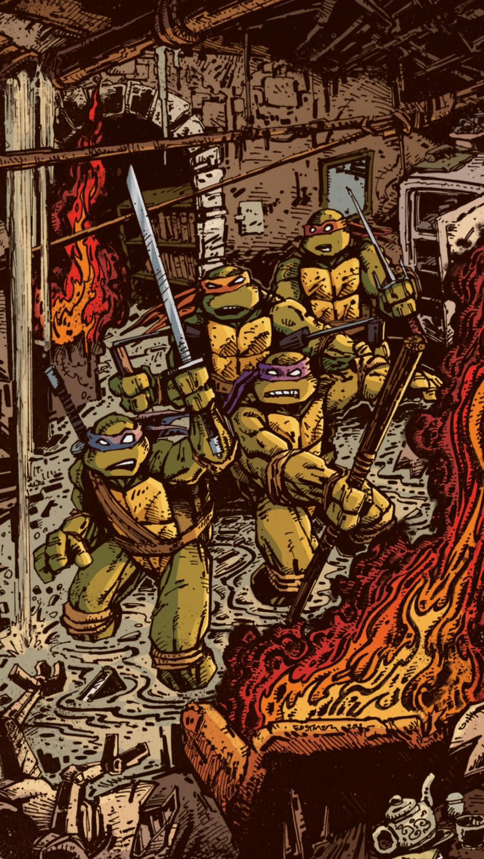 teenage-mutant-ninja-turtles-idw-comic-iphone-wallpaper ...