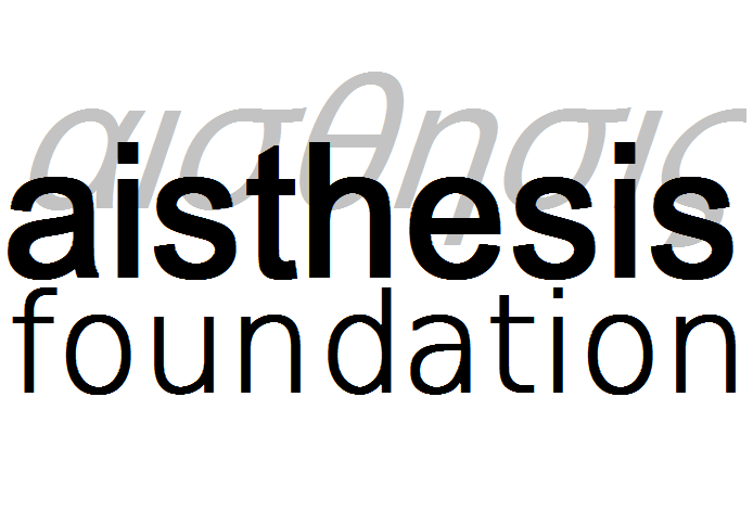 logo aisthesis foundation