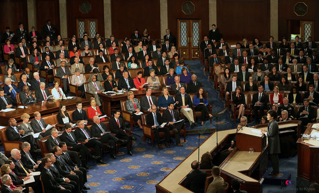 Korea President Park US Congress 20130507 08.jpg