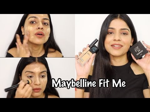 A Perfect FIT for New Normal   Maybelline Fit Me for Indian Skin Tone