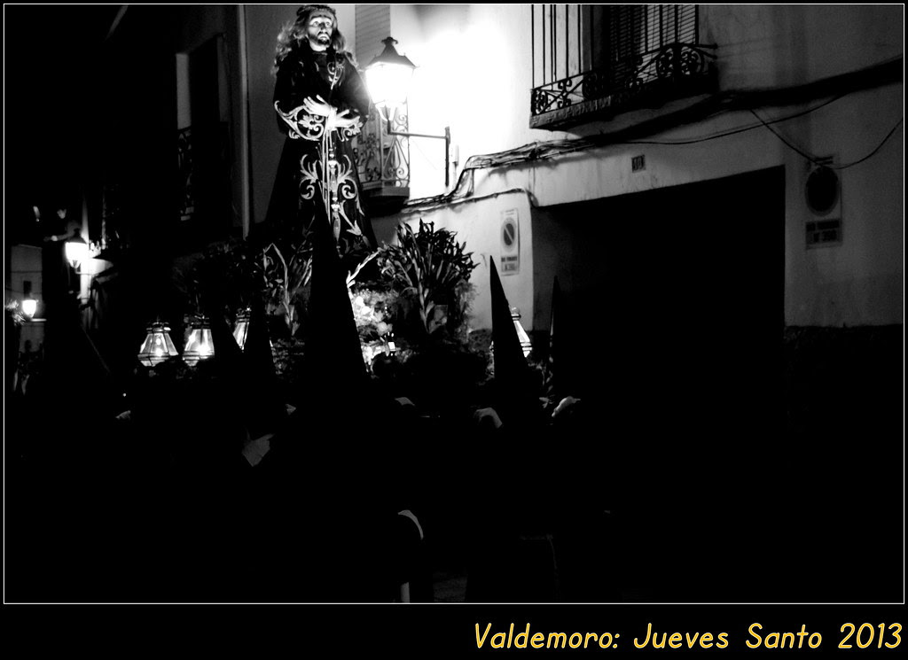 Valdemoro: Jueves Santo 2013