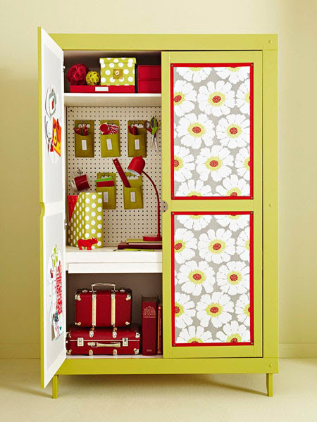 Small Space Storage: 15 Creative & Fun Ideas
