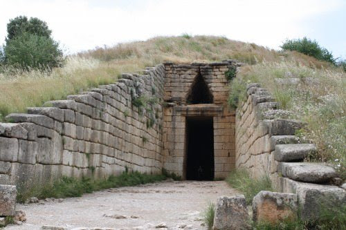 Treasury of Atreus, Mycenae
