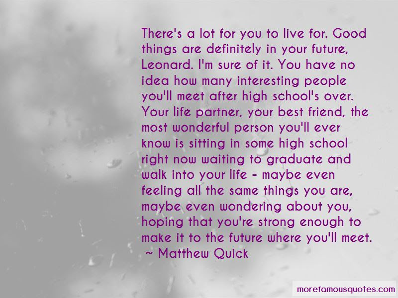 After High School Life Quotes Top 30 Quotes About After High School