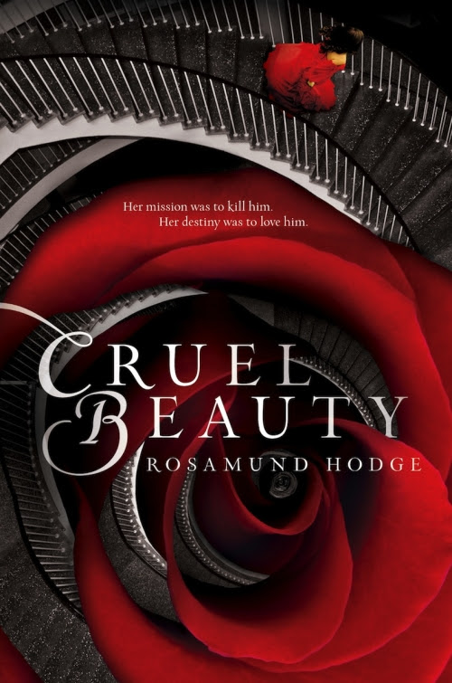 Couverture Cruel Beauty