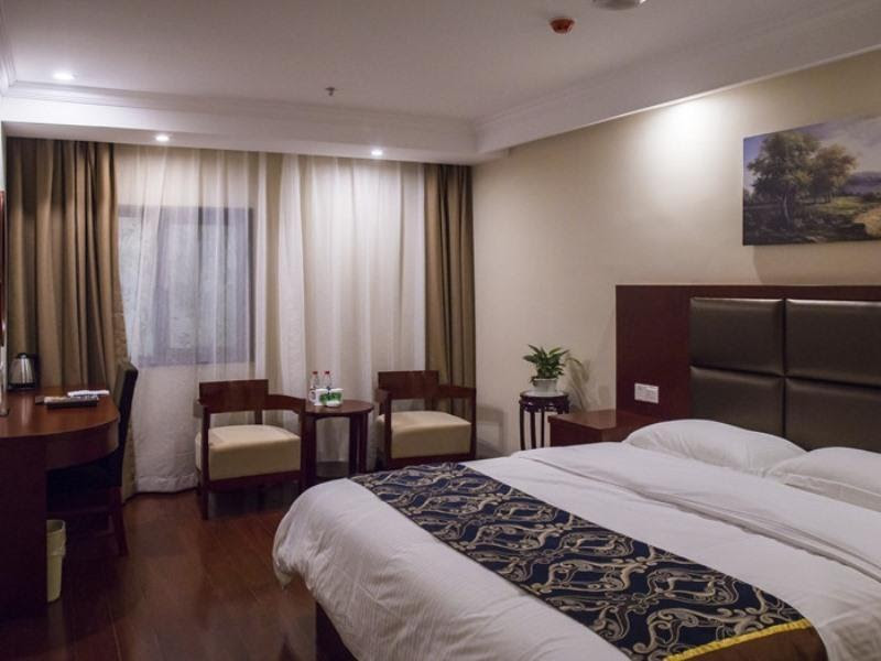 Price GreenTree Inn Hefei High-tech District Animation Industrial Park Hotel