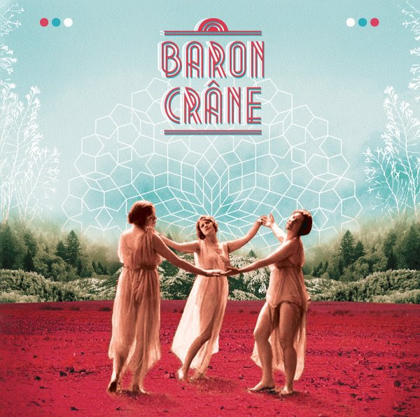Baron Crâne - Electric Shades EP Cover