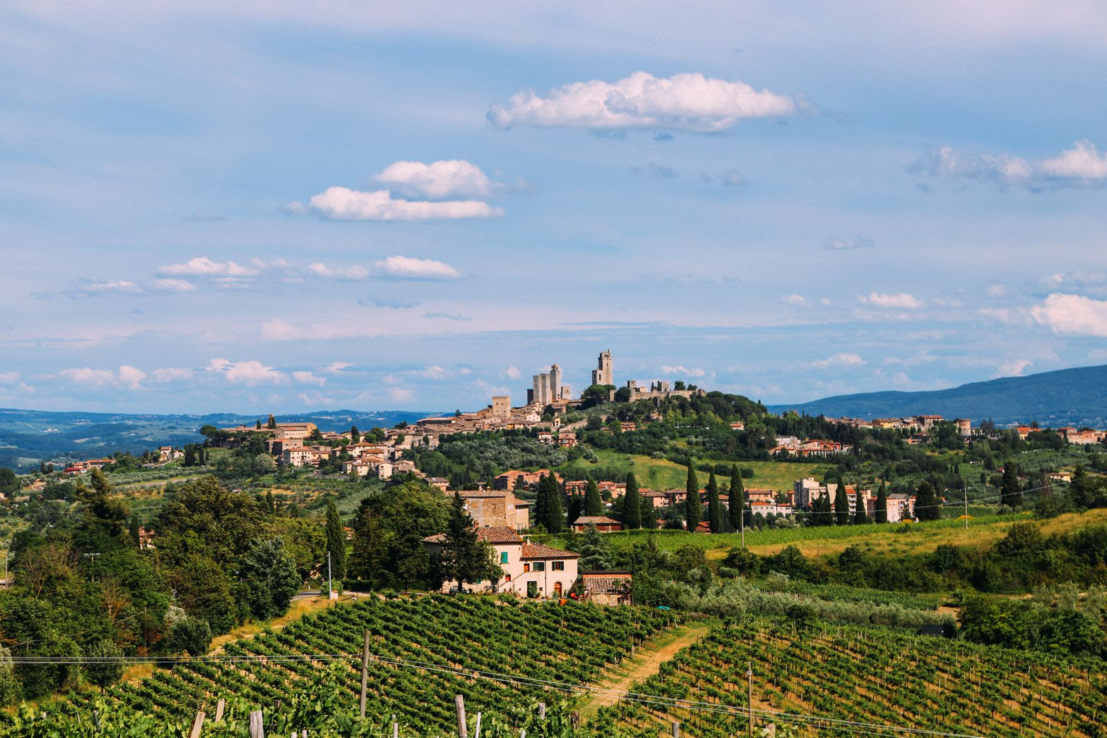 The Beautiful Italian Town Of San Gimignano (3)