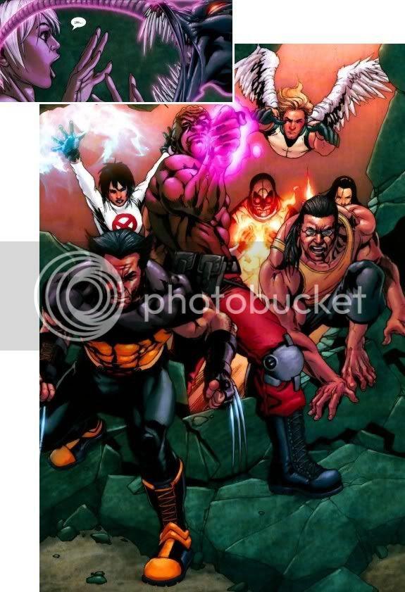 X-Men Millennium