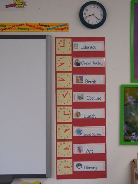 1000+ ideas about Visual Timetable on Pinterest | Classroom ...