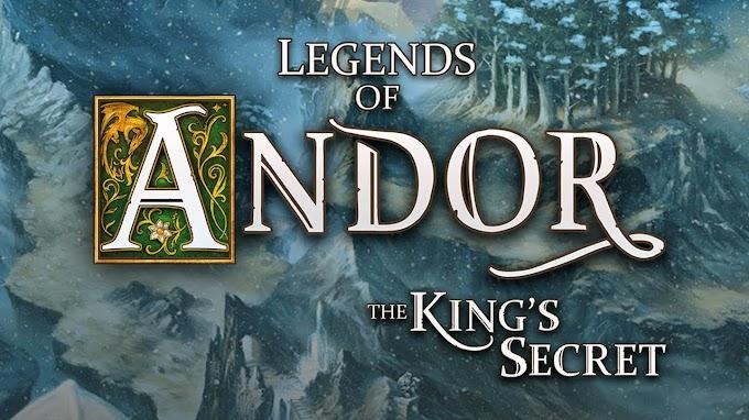 Legends of Andor – The King's Secret Android Game [APK-ORIGINAL][1.0.3]