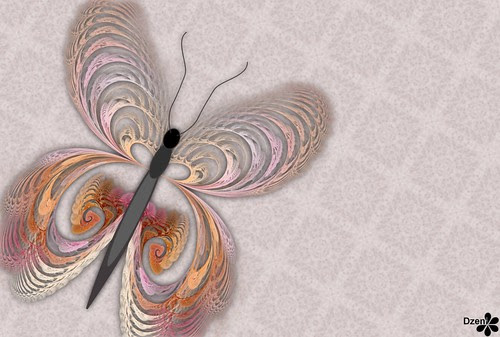 Climate Change Butterfly