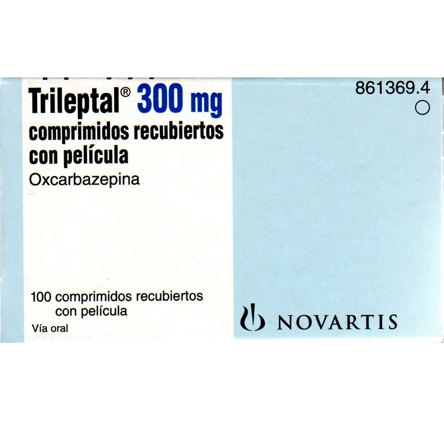 pharmaonline.tv - Trileptal 300 mg Oxcarbazepin