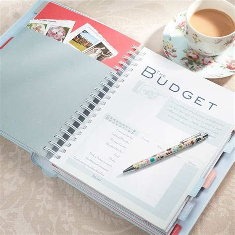 17 Best ideas about Wedding Planner Book on Pinterest