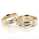 Photo via   Wed   Wedding rings, Wedding rings for women