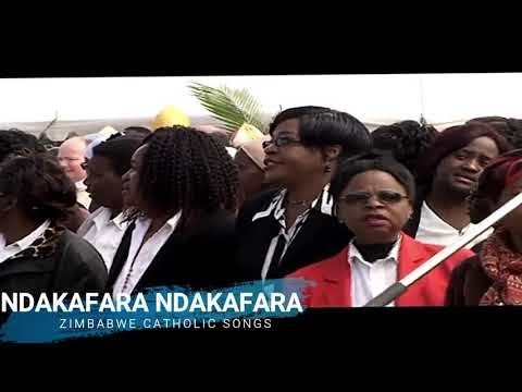 Zimbabwe Catholic Shona Songs - Ndakafara