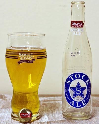 Review: Mill Street Stock Ale by Cody La Bière
