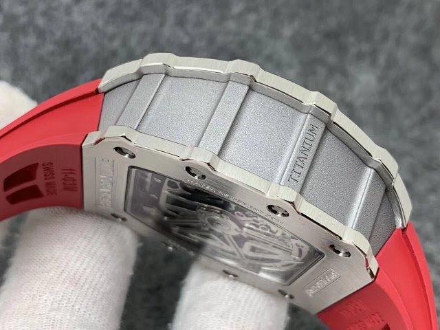 RM Titanium Case