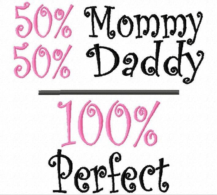 50 Mommy 50 Daddy 100 Perfect Picture Quotes