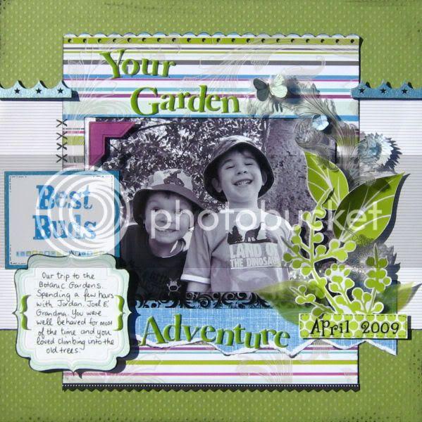 Your garden adventure