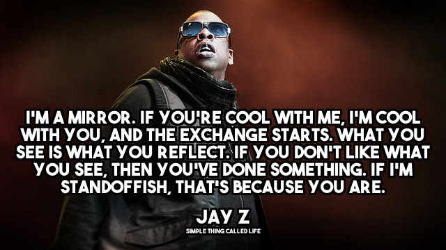Motivational Quotes From Jay Z Simple Thing Called Life