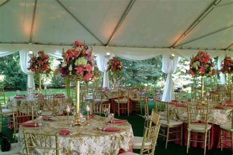 Wedding Tent Rentals Chicago IL   large wedding tents