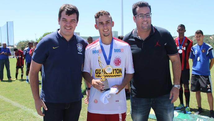 Judson América-RN sub-17 Supercopa (Foto: Canindé Pereira/Divulgação)