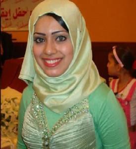 الصحفية نورس النعيمي