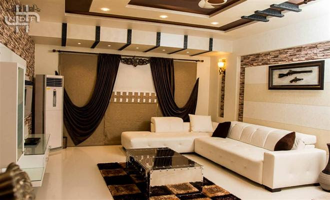 Latest Ceiling Living Room Design - Tierra Este | #73030