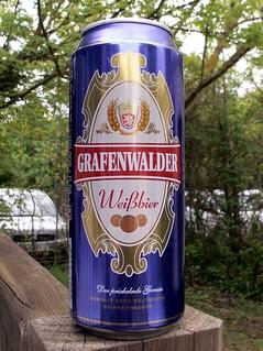 Grafenwalder, Weissbier, Germany