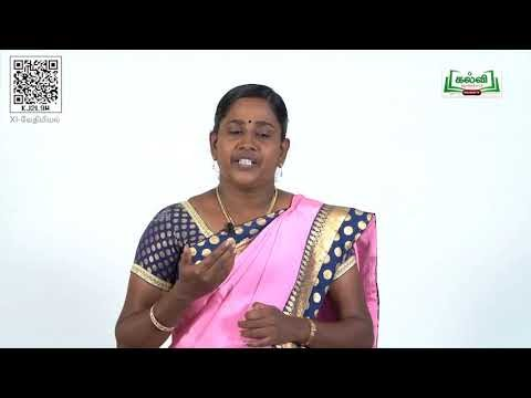 11th  Mathematics சேர்ப்பியல் மற்றும் கணித்த தொகுத்தறிதல்  அலகு 4 பகுதி 3 Kalvi TV